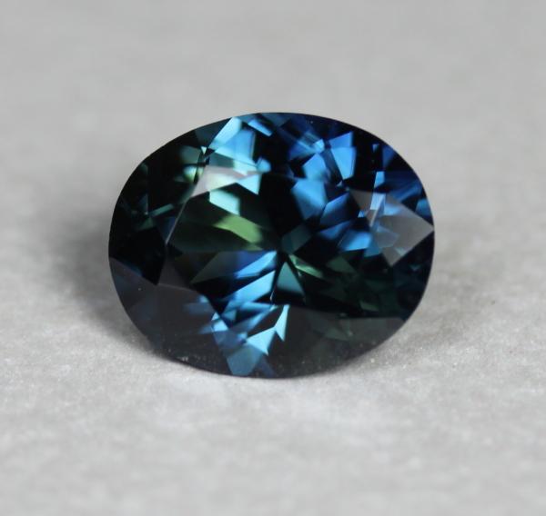 saphir 4,03 carats