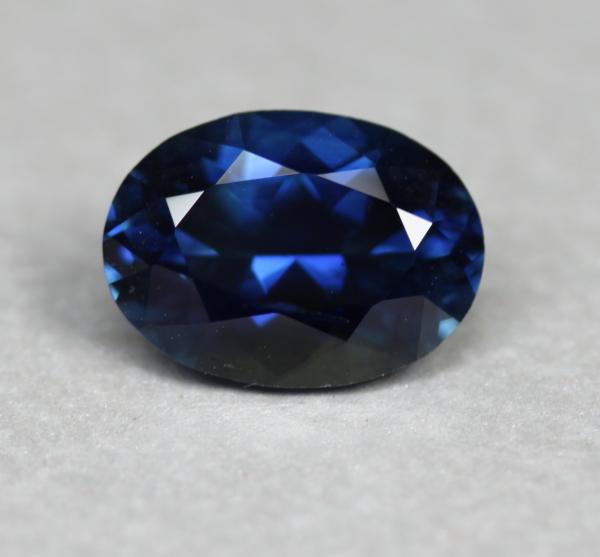 saphir 2,96 carats